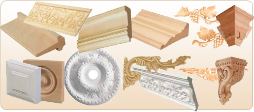 Mouldings Sampler